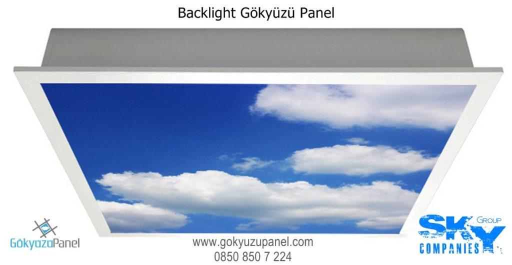 Gökyüzü Panel Backlight 60x60