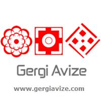 Gergi Avize Logo Gökyüzü Panel