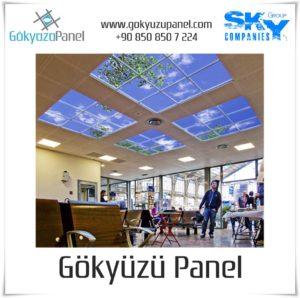 Gökyüzü Panel 3