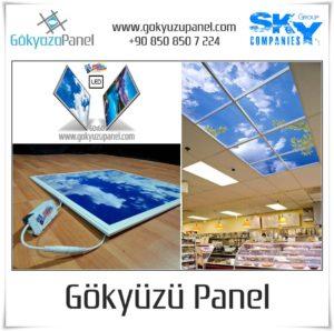 Gökyüzü Panel