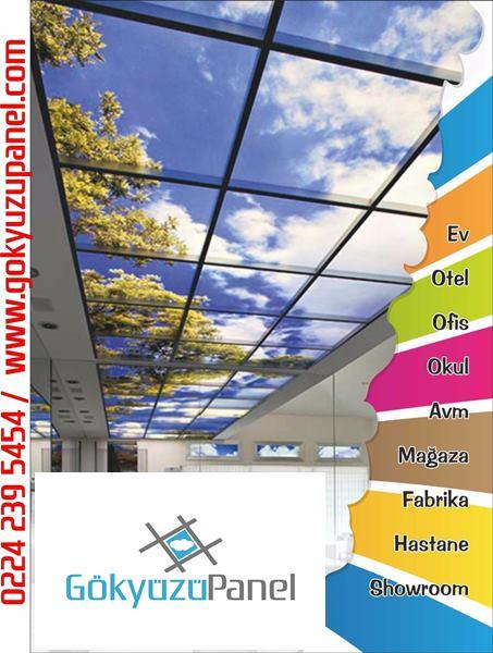 Gökyüzü Panel Kullanım Alanları