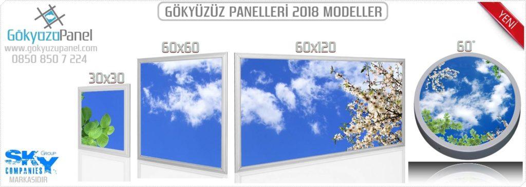 Gökyüzü Panel Modeller