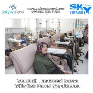 Onkoloji Hastanesi Bursa Gökyüzü Panel Uygulaması 2