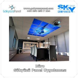 Büro Gökyüzü Panel Uygulaması