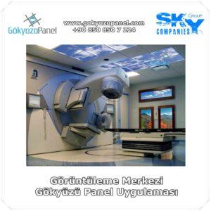 Görüntüleme Merkezi Gökyüzü Panel Uygulaması
