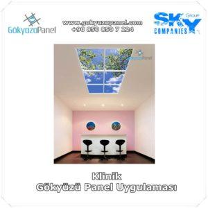 Klinik Gökyüzü Panel Uygulaması