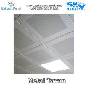 Metal Tavan