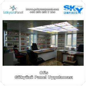 Ofis Gökyüzü Panel Uygulaması