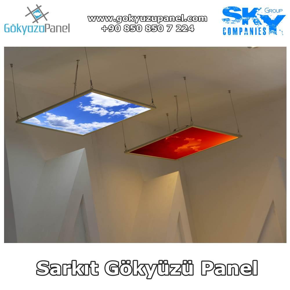 Sarkıt Gökyüzü Panel