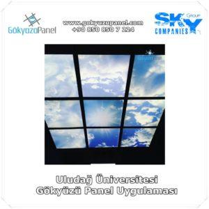 Uludağ Üniversitesi Gökyüzü Panel Uygulaması 2