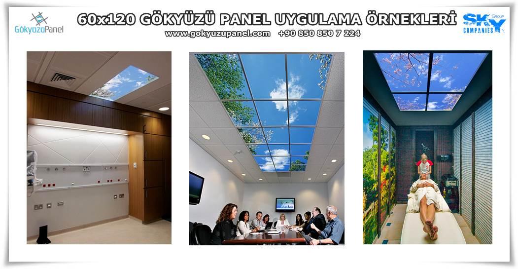 60x120 Gökyüzü Panel Uygulama Örnekleri 4