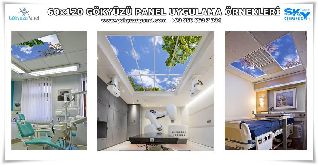 60x120 Gökyüzü Panel Uygulama Örnekleri 5
