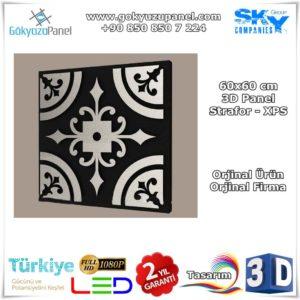 60x60 3D Panel