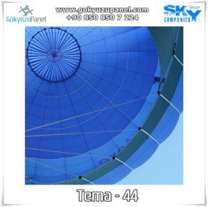 Balonlu Gökyüzü Tema - 44