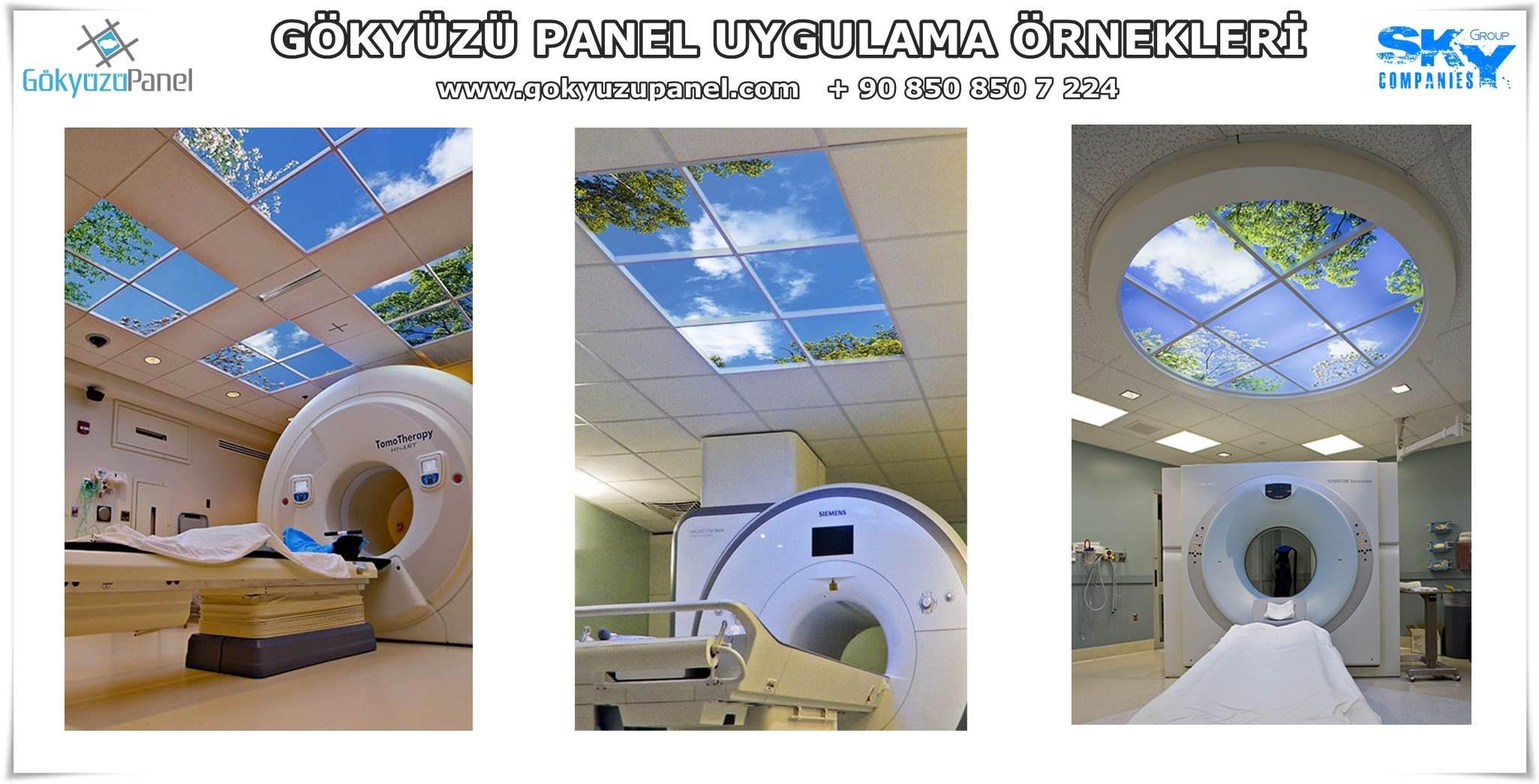 Gökyüzü Panel Uygulama Örnekleri 10