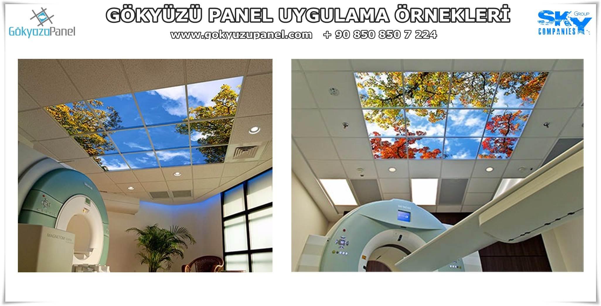 Gökyüzü Panel Uygulama Örnekleri 9